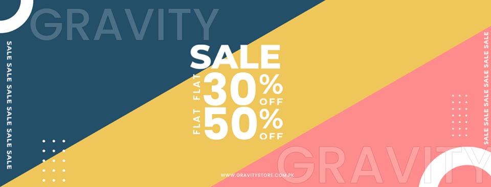 Gravity - End Of Season Sale