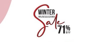 Khas Stores - Winter Clearance Sale