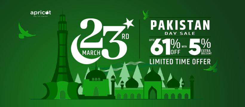 Apricot - Pakistan Day Sale