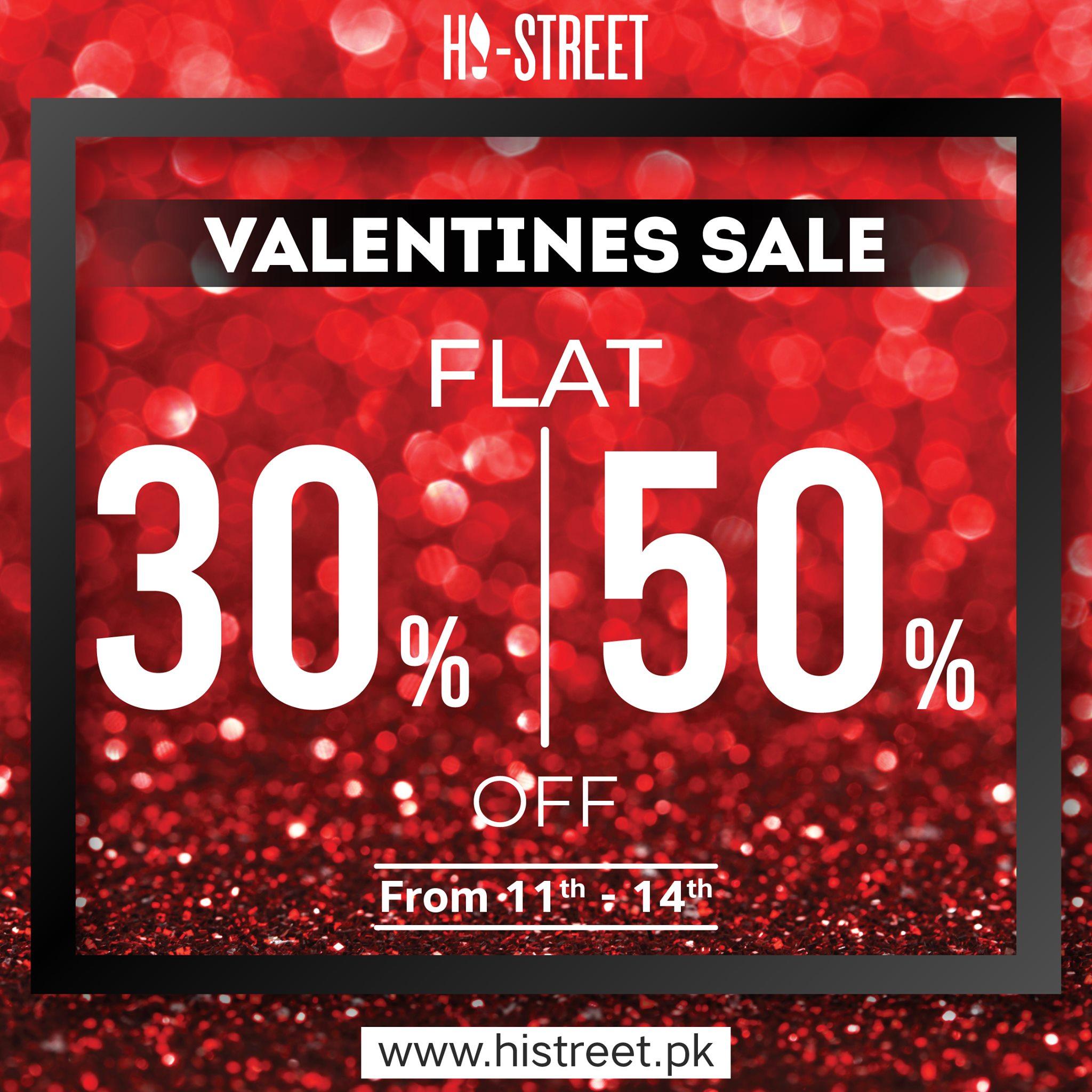 Hi Street - Valentine Sale
