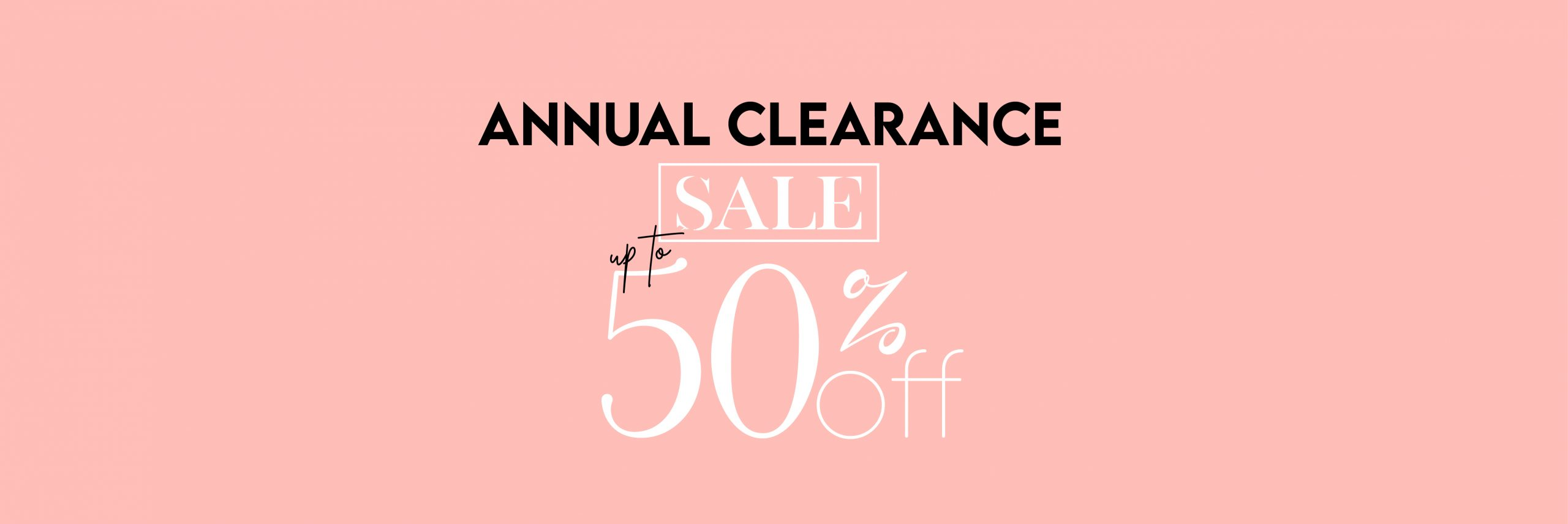 Sifona - Annual Clearance Sale