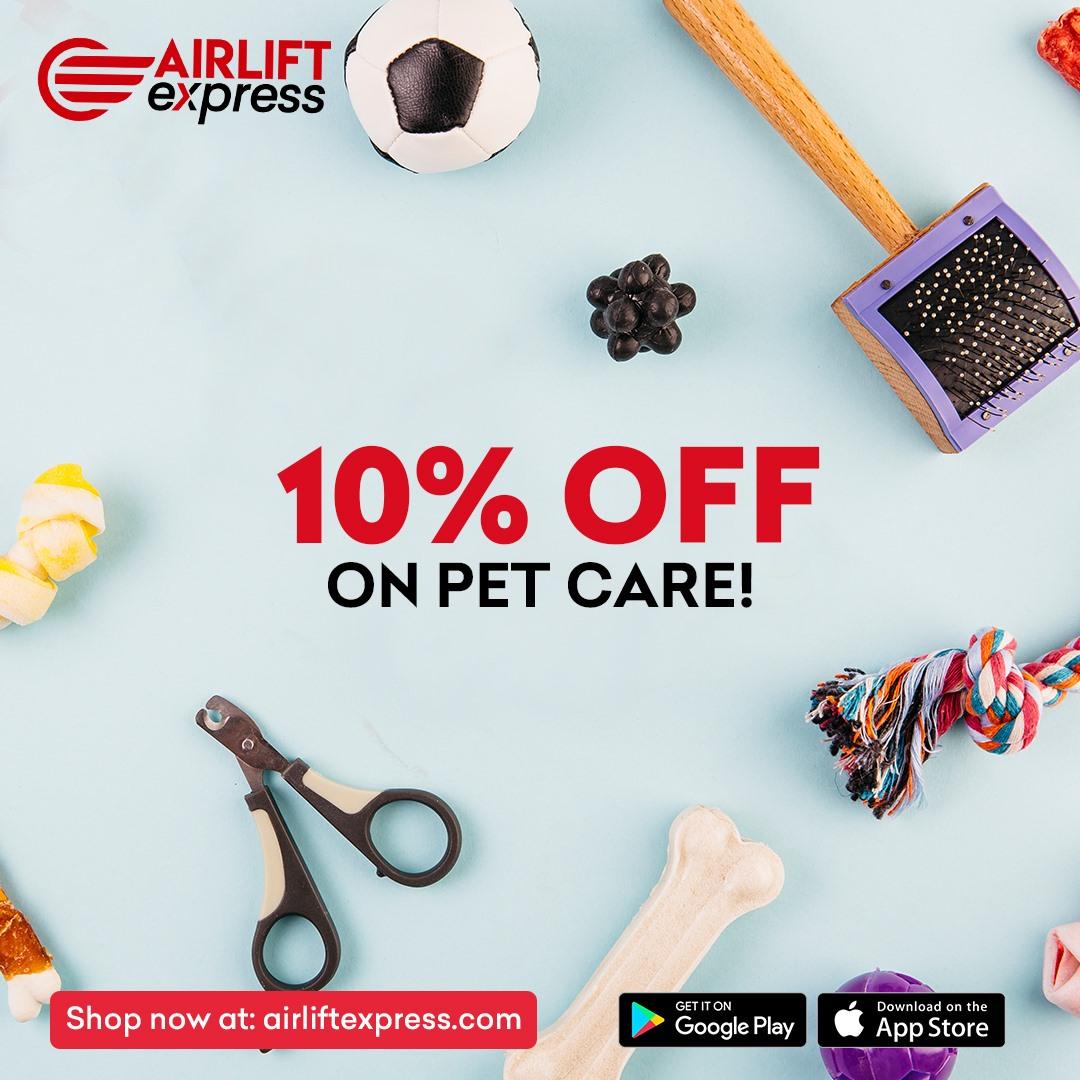 Airlift - Pet Deserves Sale