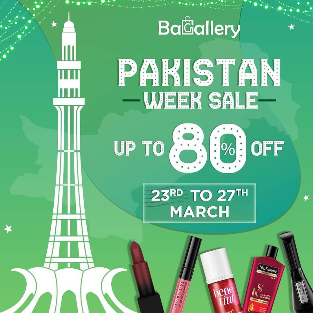 Bagallery - Week Sale