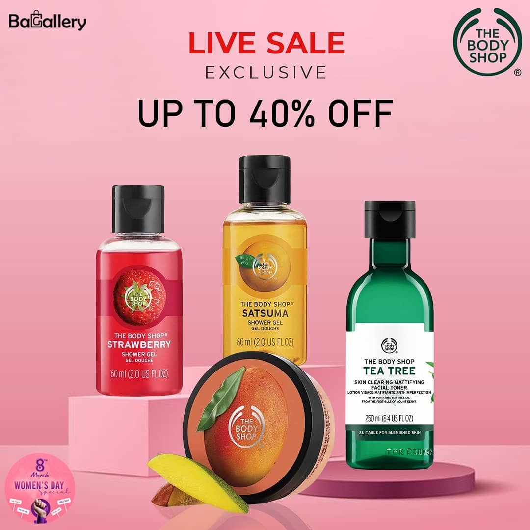 Bagallery - Live Sale