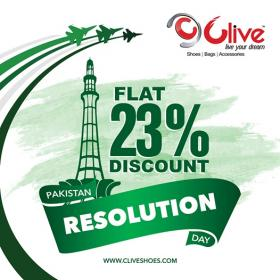 Clive Shoes - Pakistan Day Sale