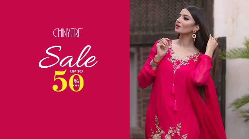 Chinyere - SALE On Your Favourite Ensembles