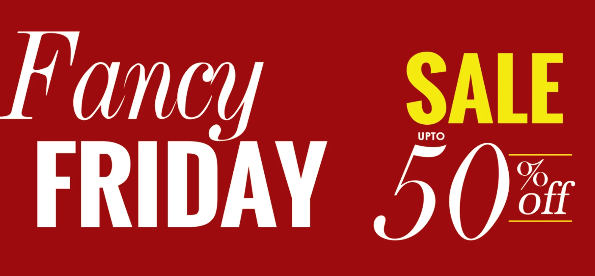 Chinyere - Fancy Friday Sale