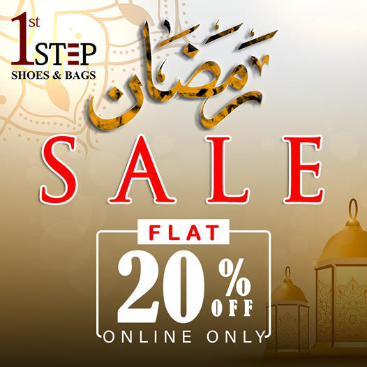 1st STEP - Ramzan Sale