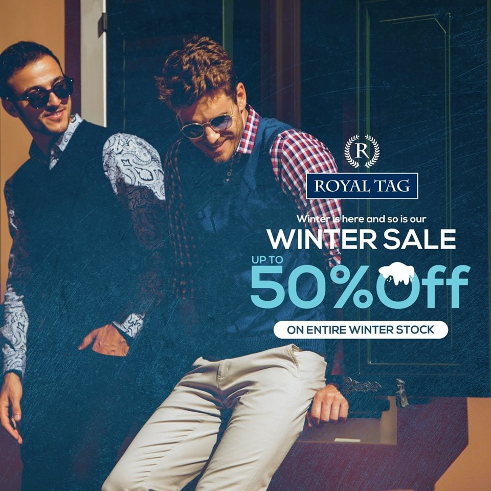 Royal Tag - Winter Sale