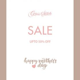 Cross Stitch Mothers Day Sale!