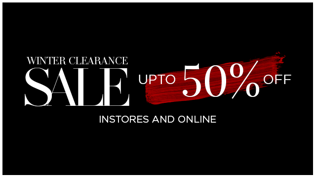 Cross Stitch - Winter Clearance Sale