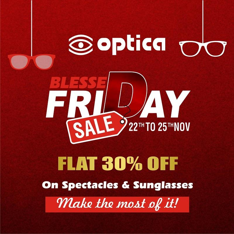 Optica - Blessed Friday