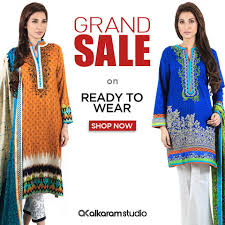 Alkaram Studio - Branch Opening Sale