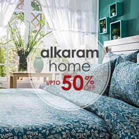 Alkaram Studio - Alkaram Home Collection