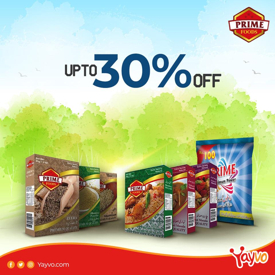 Yayvo.com - Prime Sale