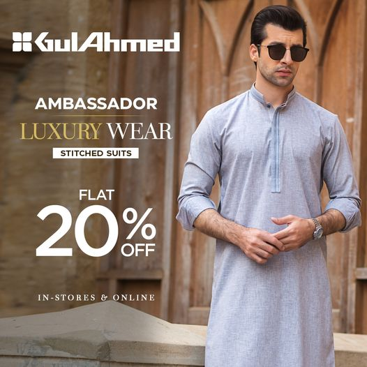 Gul Ahmed - Season Sale