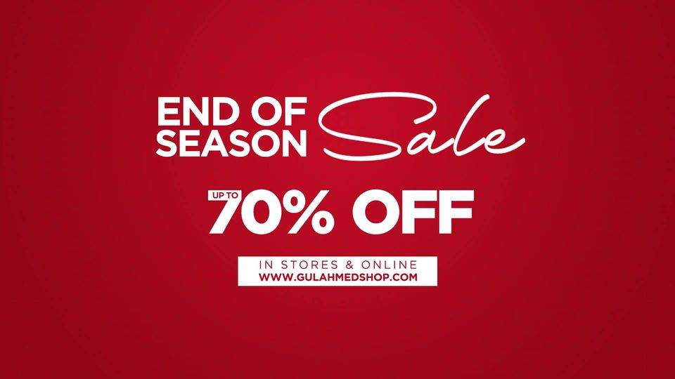 Gul Ahmed - End Of Season Sale