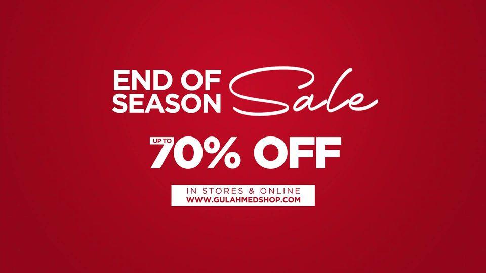 Gul Ahmed - End Of Season Sale