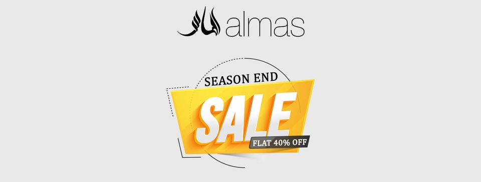 Almas - Season End Sale