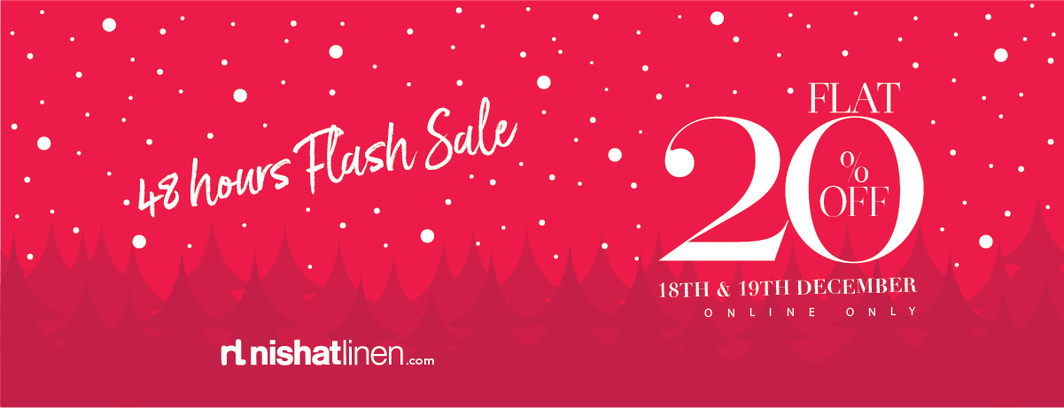 Nishat Linen - Exclusively Online Only