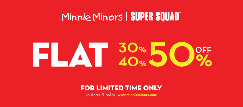 Minnie Minors - New Year Sale