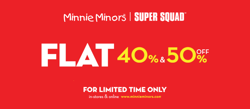 Minnie Minors - Minnie Minors Flat Sale