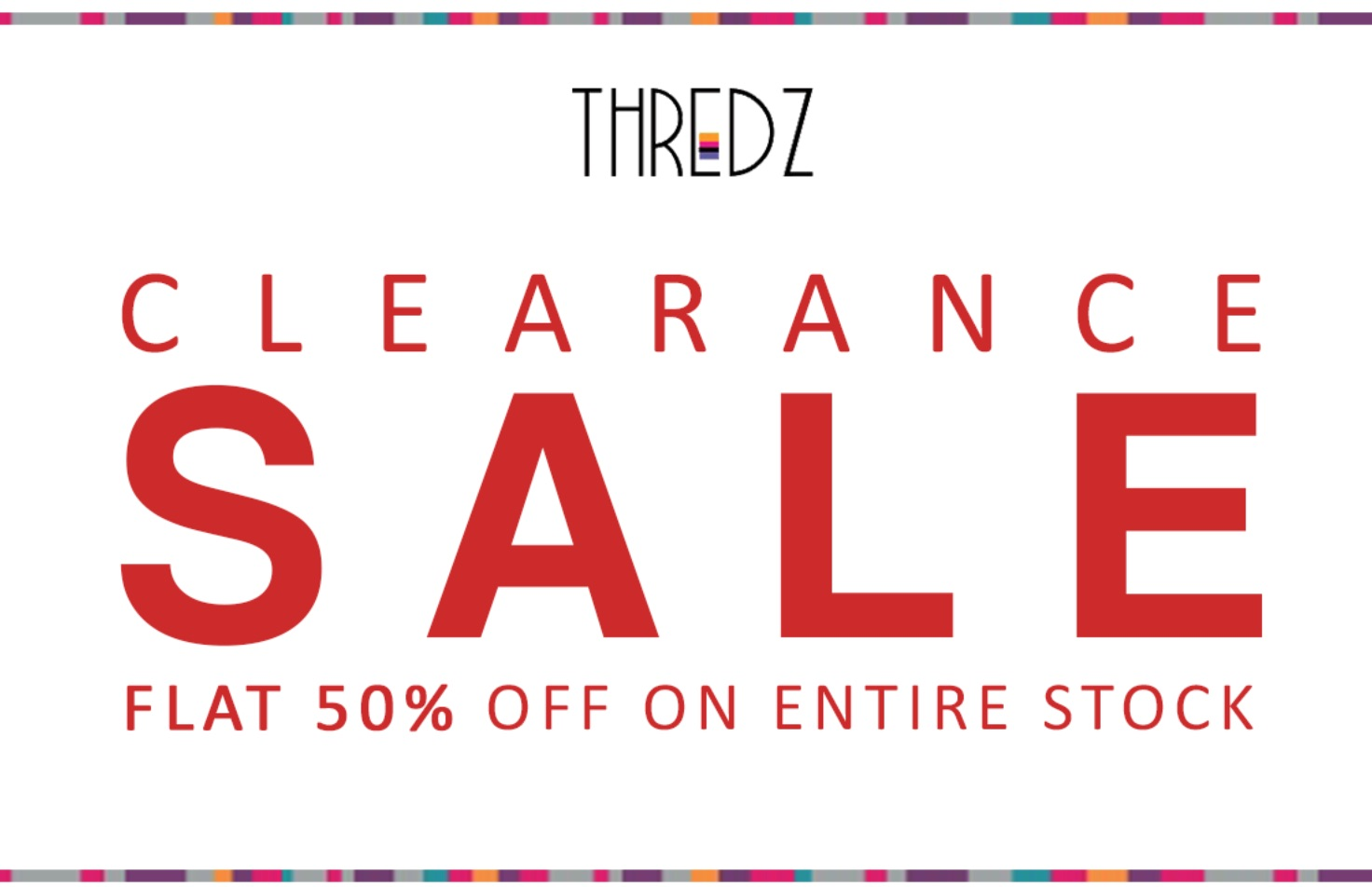 Thredz - Clearance Sale