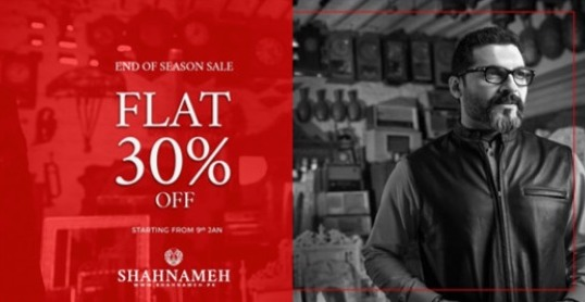 Shahnameh Heritagewear - End Of Season Sale