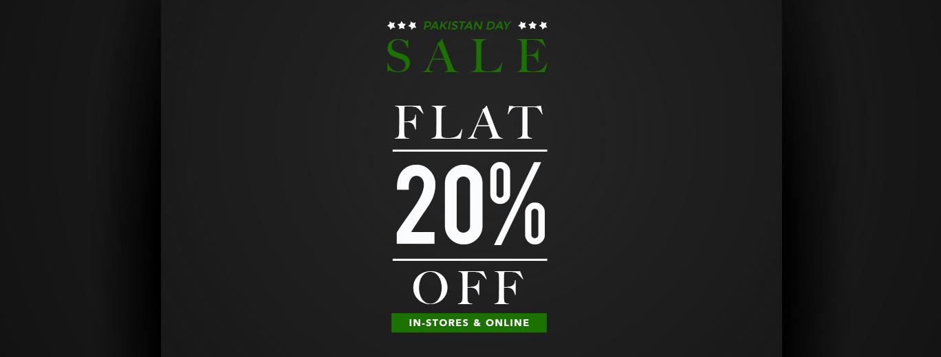 Shahnameh Heritagewear - Pakistan Day Sale