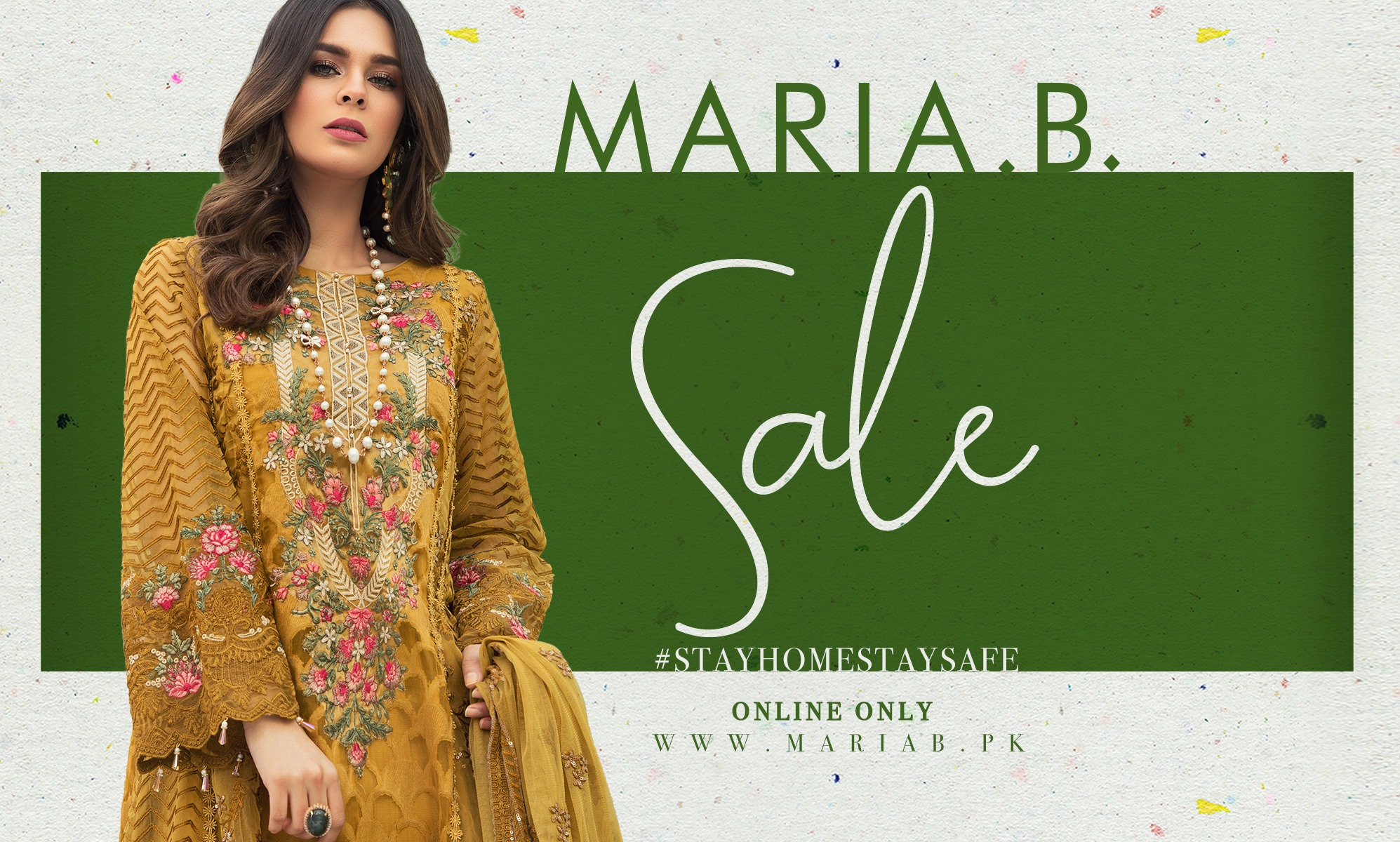Maria.b. - Pakistan Day- Stay Home, Stay Safe