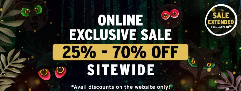The Body Shop - Online Exclusive Sale