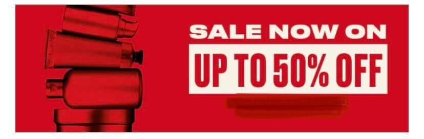 The Body Shop - Now On Sale