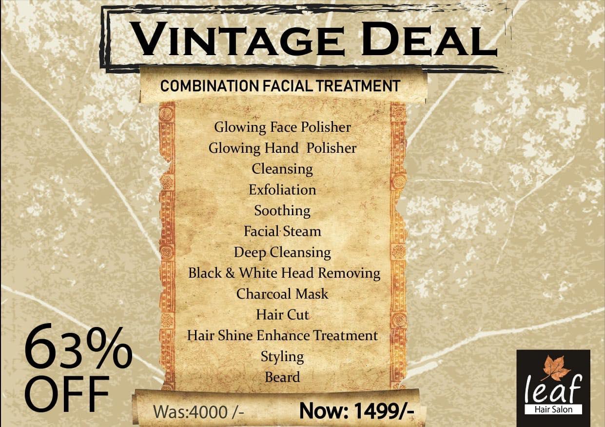 Vintage Deal