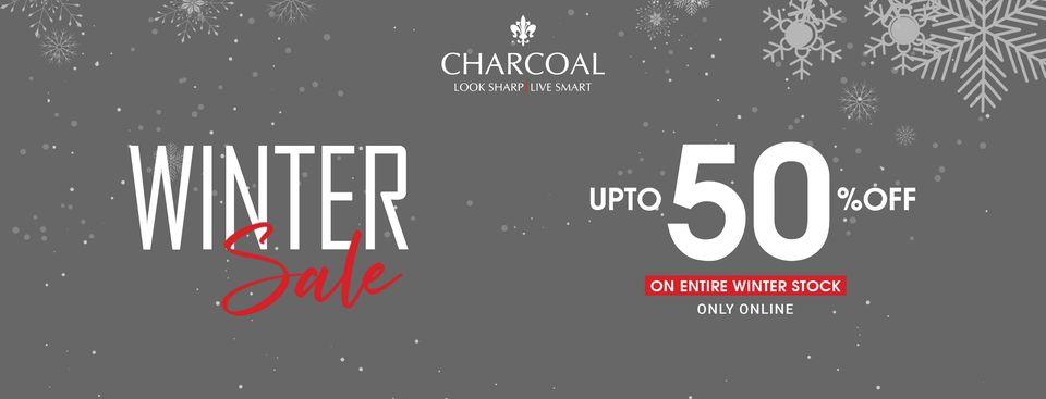 Charcoal - Winter Sale Just Got Better