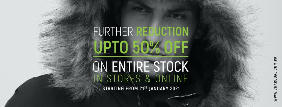 Charcoal - Further Reduction In Sale