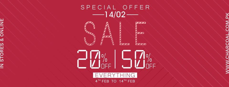 Charcoal - Special Sale