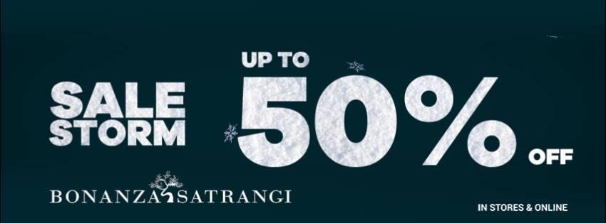 Bonanza.satrangi - Winter Sale Offer