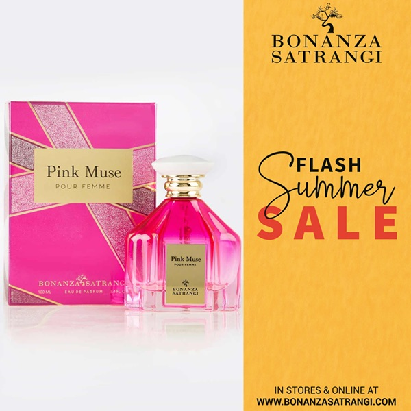 Bonanza.satrangi - Flash Summer Sale