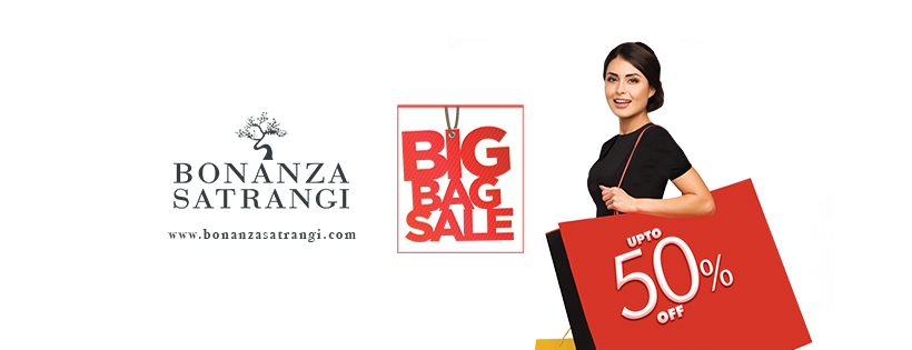 Bonanza.satrangi - Big Big Sale