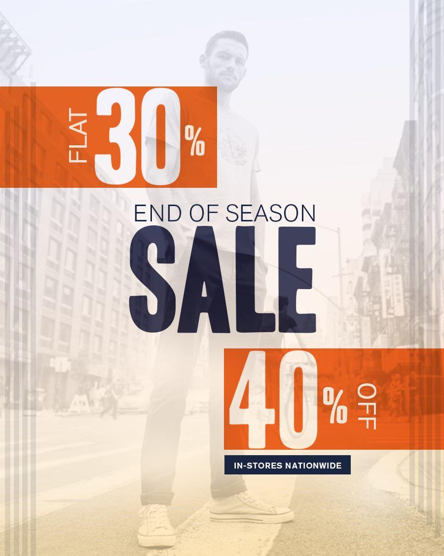 Dockers - End Of Season Sale