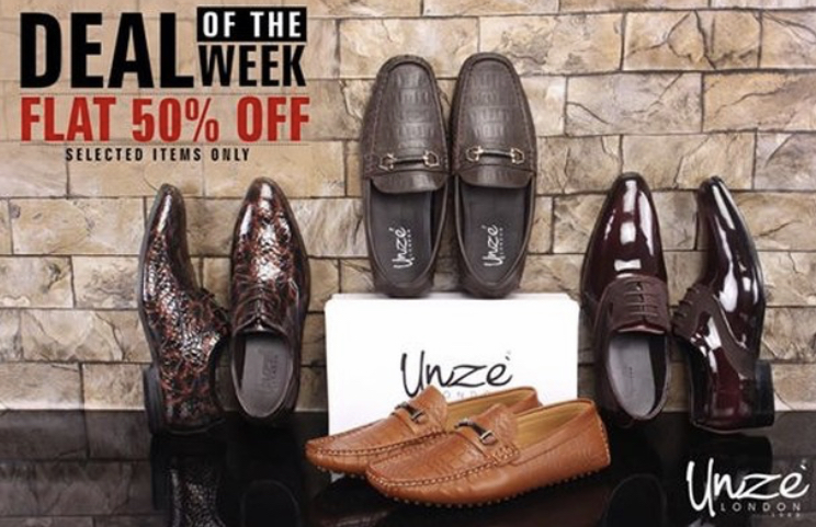 Unze London - Deal Of The Week