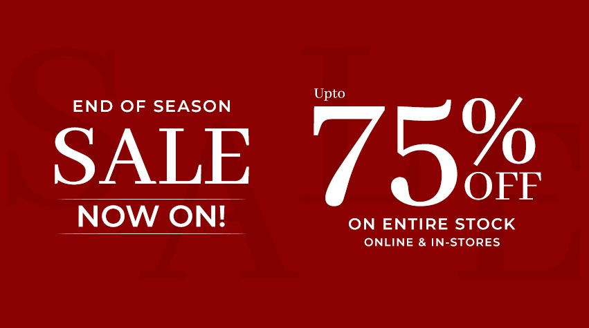 Unze London - End Of The Season Sale
