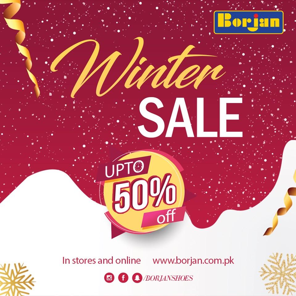 Borjan - Winter Sale