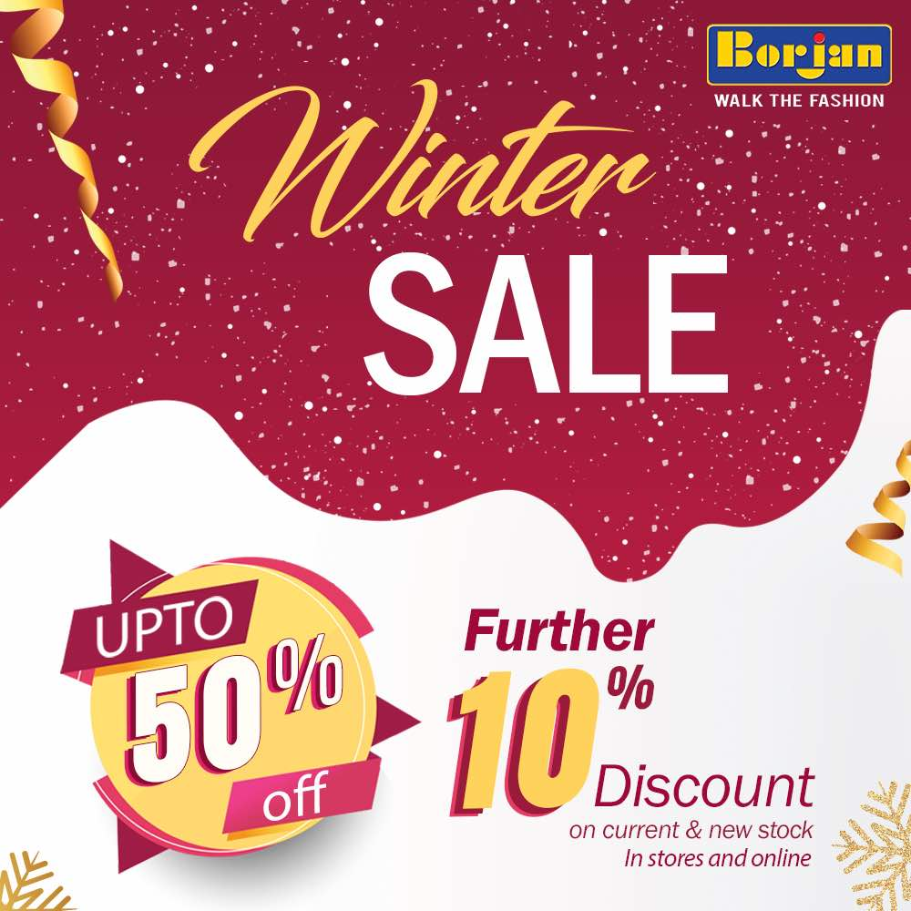 Borjan - Winter Sale