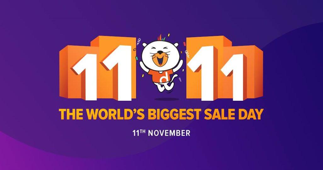 Daraz - 11.11 - Worlds Biggest Sale