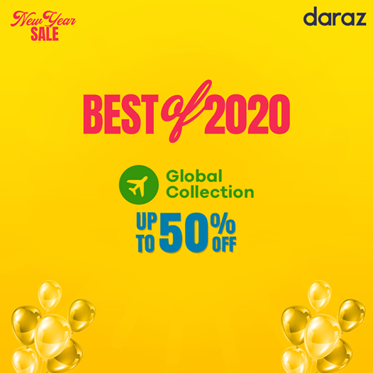 Daraz - New Year Sale
