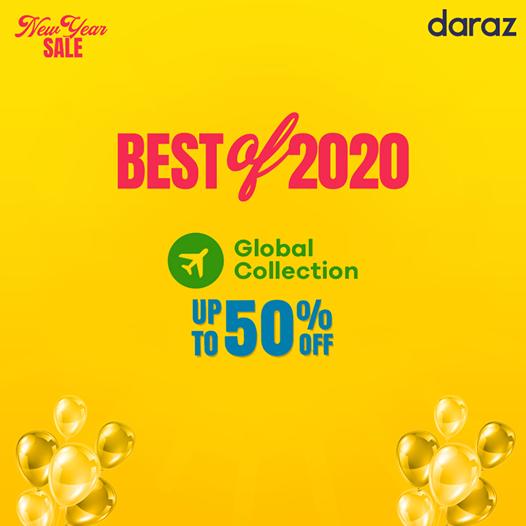 Daraz - New Year Sale