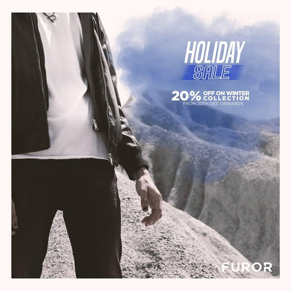 Furor - Winter Holiday Sale!