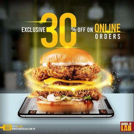 Burger Lab - Amazing Sale