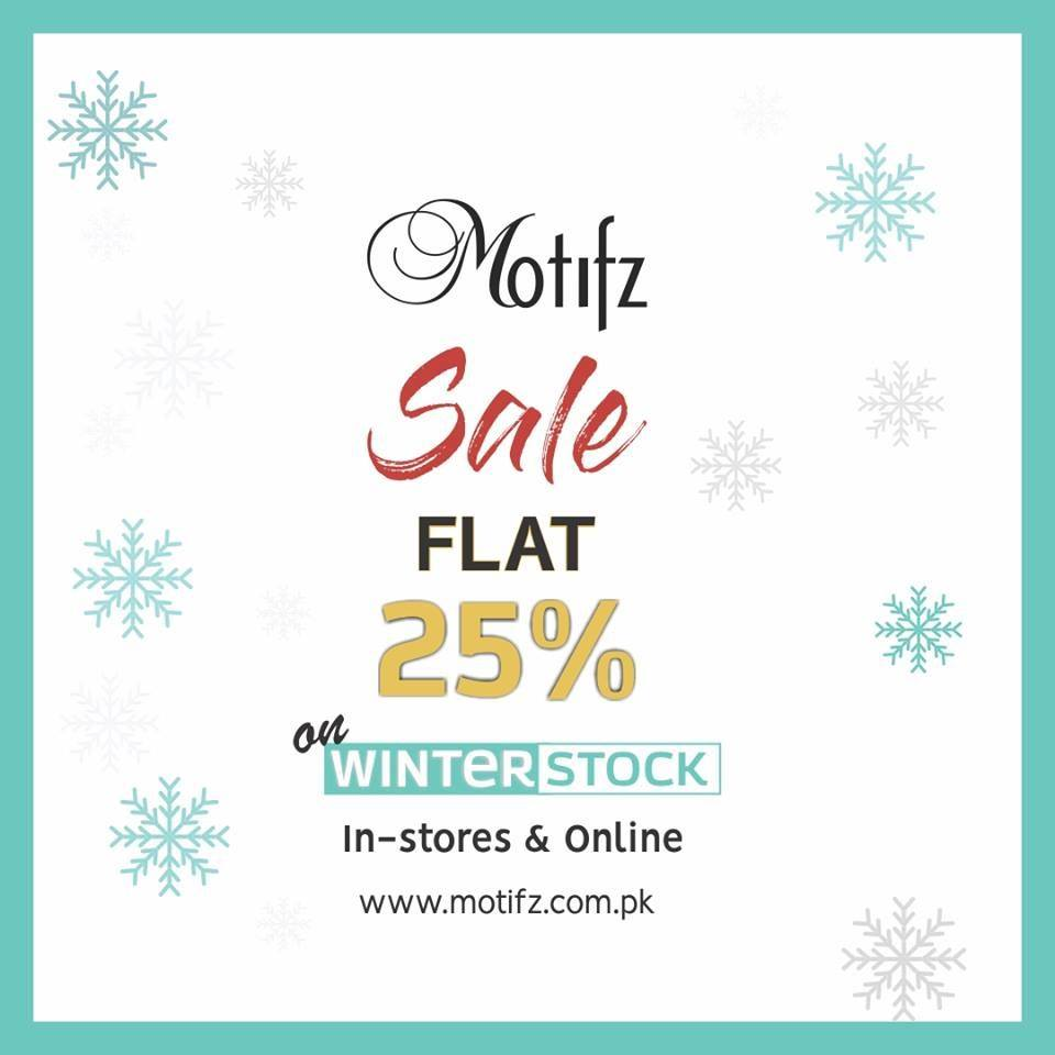 Motifz - The Grandest Sale Is Here